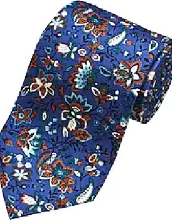 Reserve Collection Scrollwork & Floral Tie