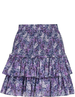 Isabel Marant Etoile Naomi Skirt - Faded Nght 30FN