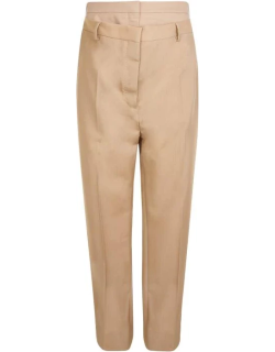BURBERRY Double Waisted Trousers - Honey 70500