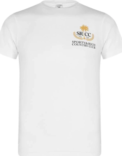 Sporty and Rich Country Club T-Shirt - White