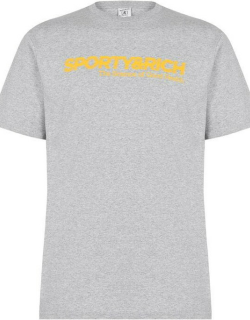 Sporty and Rich Science T-Shirt - Heather Grey