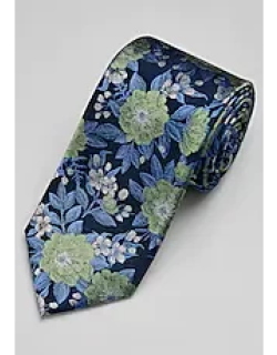 Reserve Collection Leafy Floral Tie