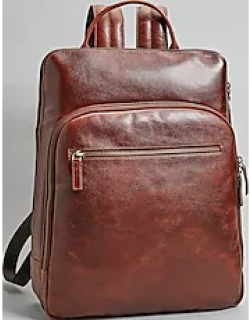Jos. A. Bank Leather Backpack