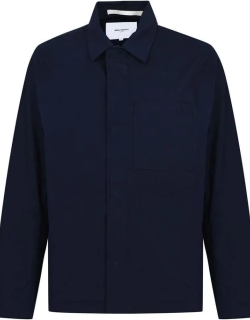 Norse Projects Jens Ripstop Jacket - Dark Navy
