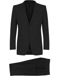 TOM FORD Wool O'Connor Suit - Black