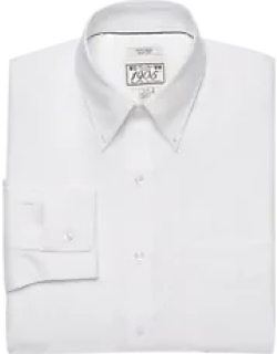 1905 Collection Slim Fit Button-Down Collar Oxford Dress Shirt CLEARANCE, by JoS. A. Bank
