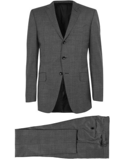 Tom Ford Jb Suit - Grey Check