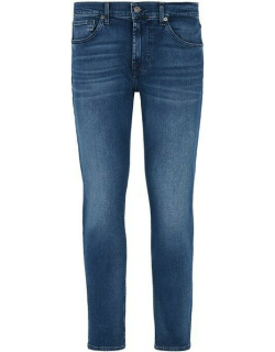 7 For All Mankind Slimmy Jeans - Legend Dk Blue