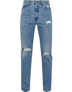 GUCCI Ripped Jeans - Blue 4009