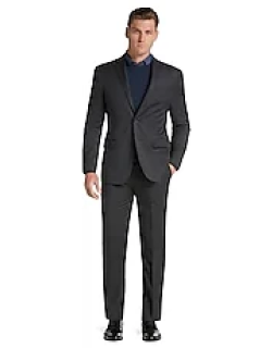 Travel Tech Slim Fit Tic Solid Men's Suit Separate Jacket by JoS. A. Bank