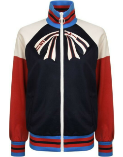 GUCCI Guccify Track Jacket - Abyss/Gard 4353