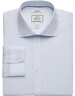 1905 Collection Tailored Fit Spread Collar Mini Floral Dress Shirt - Big & Tall CLEARANCE, by JoS. A. Bank