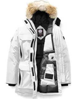 CANADA GOOSE Expedition Parka - White 433