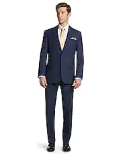 Travel Tech Collection Mini Box Weave Slim Fit Men's Suit Separate Jacket CLEARANCE by JoS. A. Bank