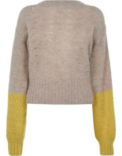 See By Chloe Round Neck Knit Jumper - Multicolor1 9CA