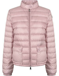 MONCLER Lans Quilted Jacket - Pink 510