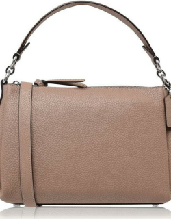 Coach Shay Cross Body Bag - LH/Taupe
