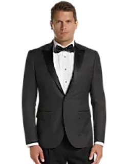 Jos. A. Bank Slim Fit Tonal Floral Pattern Dinner Jacket CLEARANCE, by JoS. A. Bank