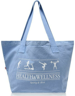 Sporty and Rich Sporty Health & W Tote Ld14 - Rivera