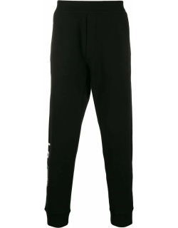 Black Icon trousers