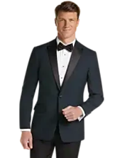 Jos. A. Bank Slim Fit Check Formal Dinner Jacket, by JoS. A. Bank