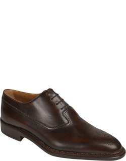 Men's Madrid Brogue Leather Oxford Shoes
