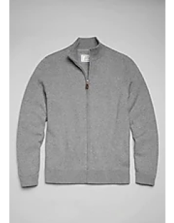 1905 Collection Cotton Full-Zip Men's Sweater CLEARANCE