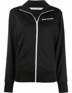Classic track jacket with logo
