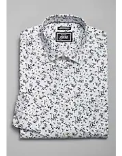 1905 Collection Slim Fit Spread Collar Floral Dress Shirt - Big & Tall, by JoS. A. Bank
