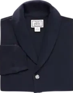 1905 Collection Tailored Fit Shawl Lapel Cardigan