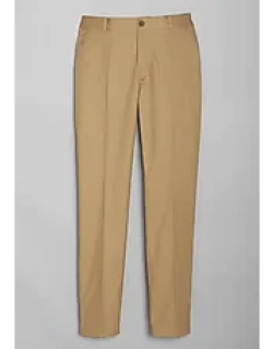 Travel Tech Slim Fit Flat Front Casual Pants by JoS. A. Bank