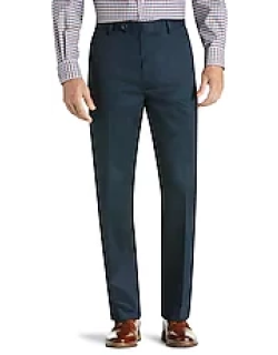 Traveler Collection Original Fit Twill Flat Front Casual Pant CLEARANCE by JoS. A. Bank