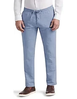Reserve Collection Tailored Fit Flat Front Casual Pant CLEARANCE by JoS. A. Bank