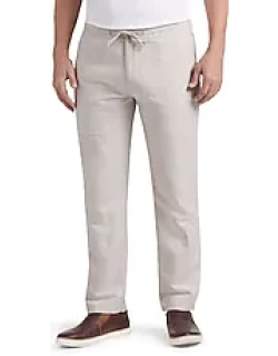 Reserve Collection Tailored Fit Flat Front Herringbone Casual Pant CLEARANCE by JoS. A. Bank