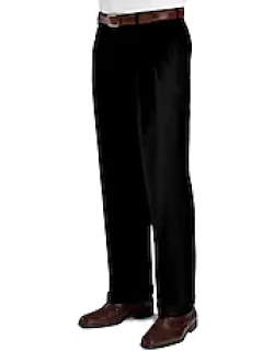Signature Collection Traditional Fit Pleated Front Men's Suit Separates Dress Pants - Big & Tall CLEARANCE by JoS. A. Bank