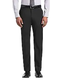 Reserve Collection Tailored Fit Flat Front Men's Suit Separate Pants CLEARANCE by JoS. A. Bank
