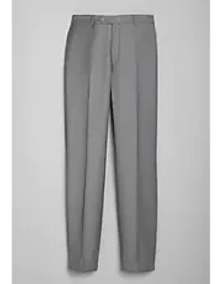 1905 Navy Collection Tailored Fit Flat Front Men's Suit Separates Pants by JoS. A. Bank