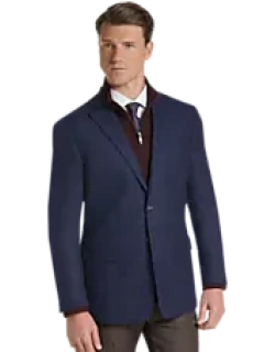 1905 Collection Tailored Fit Plaid Sportcoat with brrr°® comfort CLEARANCE, by JoS. A. Bank