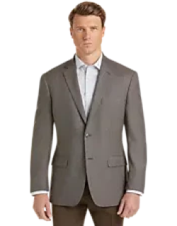 Executive Collection Traditional Fit Check Sportcoat CLEARANCE, by JoS. A. Bank