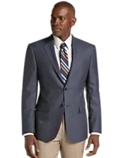 Traveler Collection Tailored Fit Check Sportcoat, by JoS. A. Bank