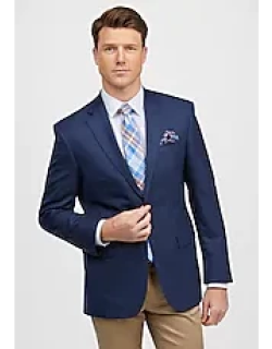 Traveler Collection Tailored Fit Small Check Sportcoat, by JoS. A. Bank