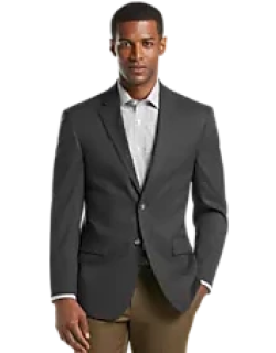 Travel Tech Collection Tailored Fit Check Sportcoat, by JoS. A. Bank