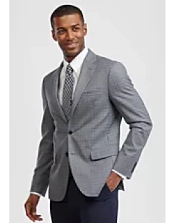 Traveler Collection Slim Fit Check Sportcoat, by JoS. A. Bank