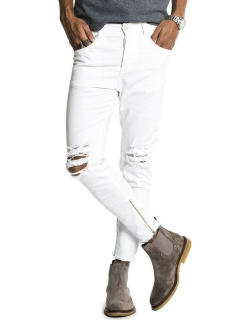 White ripped jeans 2.0
