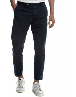Eric casual pants in blue