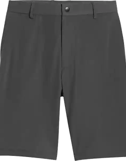 MSX By Michael Strahan Men's Modern Fit Activewear Shorts Graphite