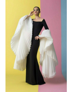 Isabel Sanchis Owain Evening Gown