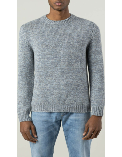 Men's Marled Cashmere Sweater