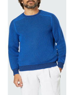 Men's Dinghy Reversible Ribbed Cashmere Sweater