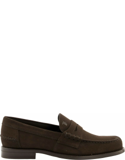 Tods Loafers In Suede
